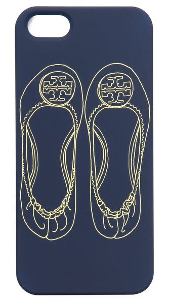 Tory Burch Trompe Hardshell iPhone 5 / 5S Case