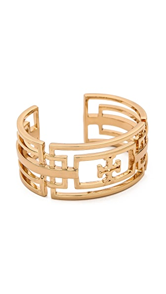 Tory Burch Skinny Ashley Cuff Bracelet