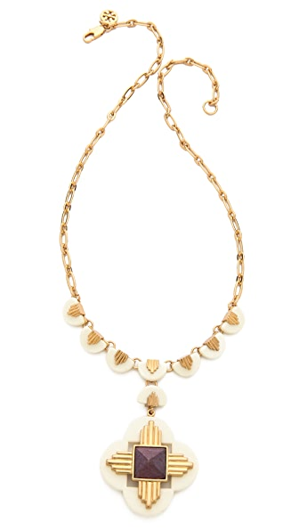 Tory Burch Kira Short Necklace