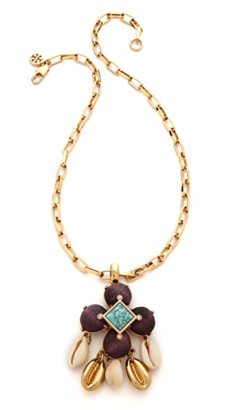 Tory Burch Luca Pendant Necklace