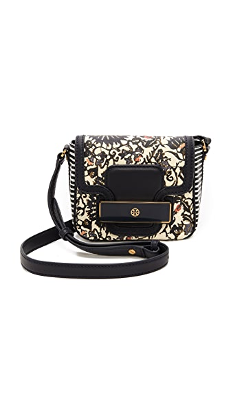 Tory Burch Madura Faux Leather Shoulder Bag