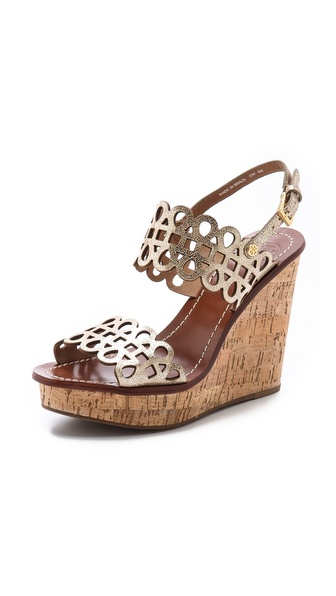 Tory Burch Nori Wedge Sandals