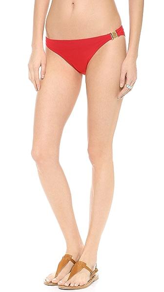 Tory Burch Logo Bikini Bottoms