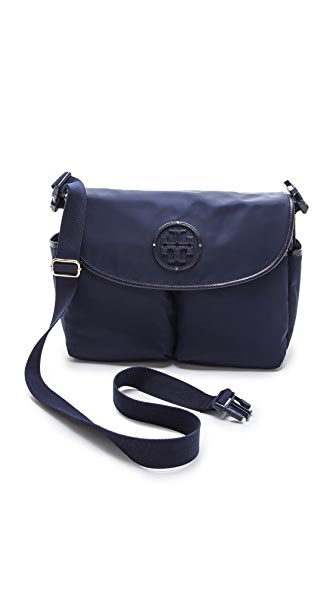 Tory Burch Billy Messenger Baby Bag