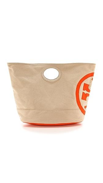 Tory Burch Beach Bucket Bag