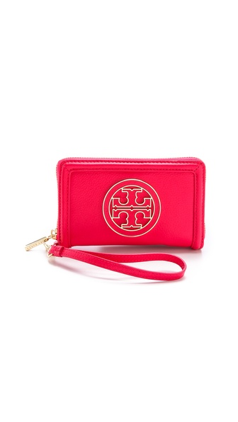 Tory Burch Amanda Smartphone Wristlet - New Carnival at Shopbop / East Dane