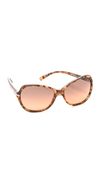 Tory Burch Classic Gradient Sunglasses