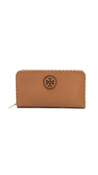 Tory Burch Marion Zip Continental Wallet