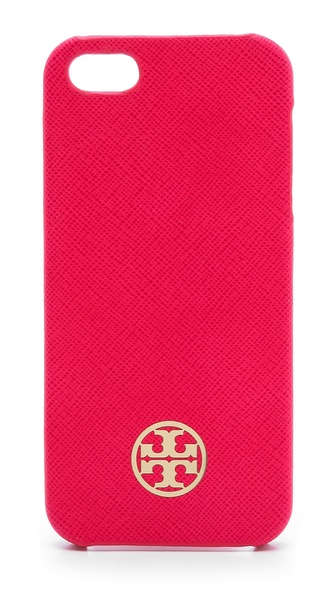 Tory Burch Robinson Saffiano Hardshell iPhone 5 / 5S Case