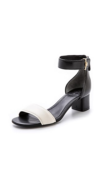 Tory Burch Tana Low Heel Sandals