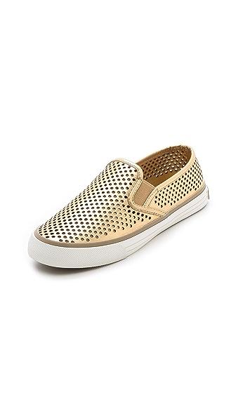 Tory Burch Miles Slip On Sneakers