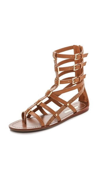 Tory Burch Reggie Flat Gladiator Sandals