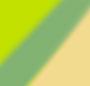 Green/Shiny Brass