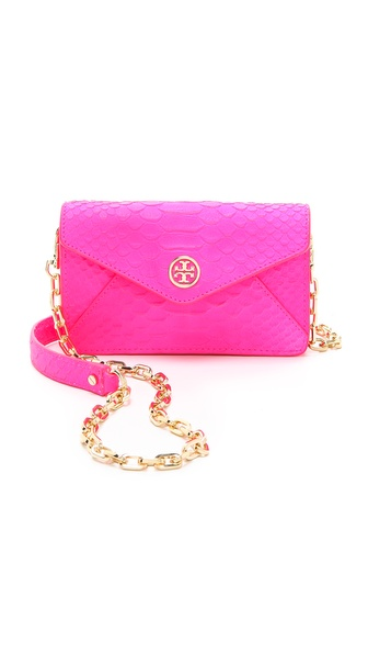 Tory Burch Neon Cross Body Bag