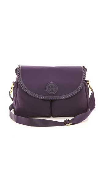 Tory Burch Marion Nylon Baby Bag