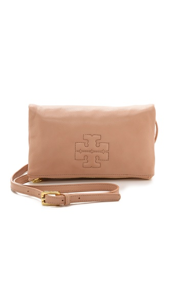 Tory Burch Thea Mini Fold Over Cross Body Bag