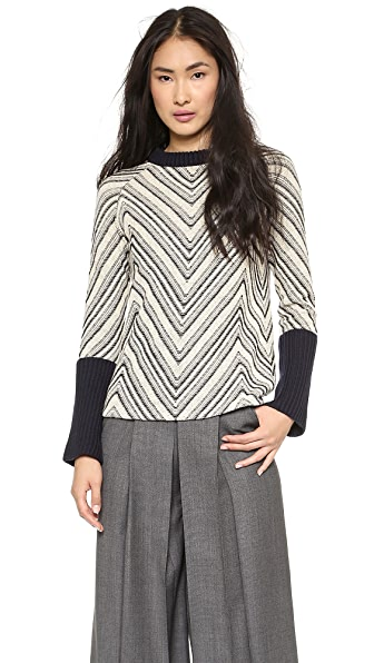 Tory Burch Vivienne Sweater