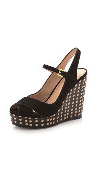 Tory Burch Ollie Wedge Sandals