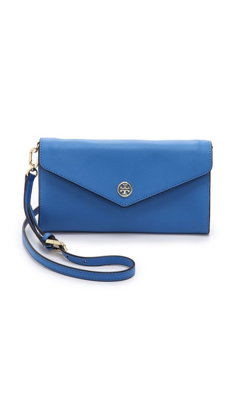 Tory Burch Robinson Concierge Wallet