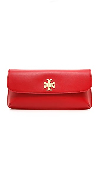 Tory Burch Diana Slim Clutch