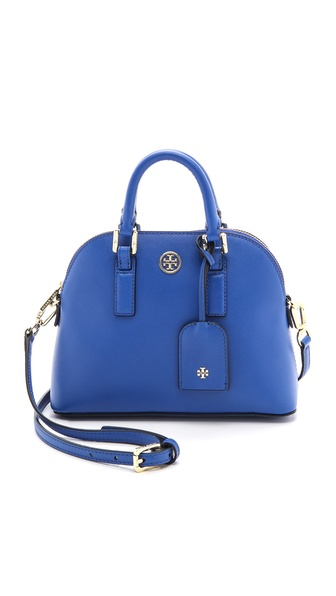 Tory Burch Robinson Mini Dome Satchel