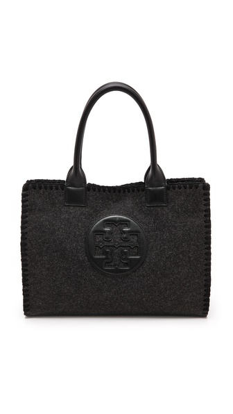 Tory Burch Ella Stitched Mini Tote
