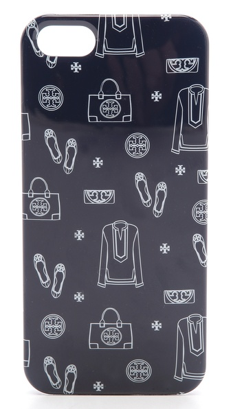 Tory Burch Icons Hardshell iPhone 5 / 5S Case