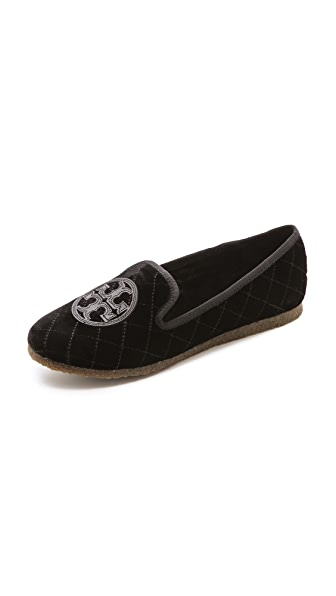 Tory Burch Tory Burch Billy Slippers (Black)