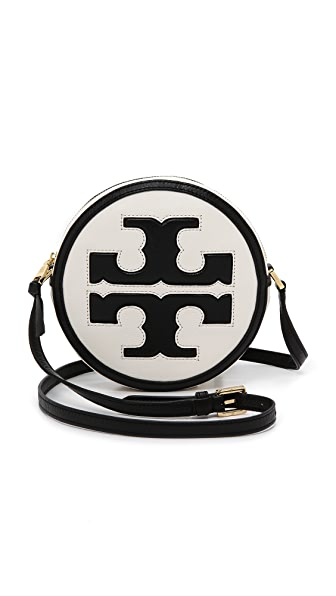 Tory Burch Jessica Canteen - Black/New Ivory