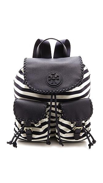 Нейлоновый рюкзак Marion с принтом