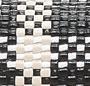 Black/White/Beige