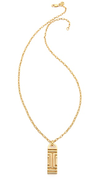 Tory burch fitbit pendant necklace shopbop save up to 25 for Tory burch jewelry amazon