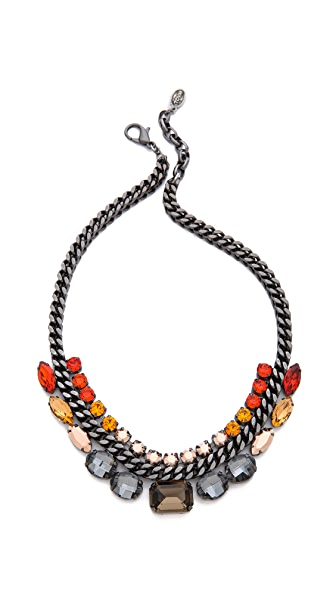 Tova Ombre Jeweled Necklace