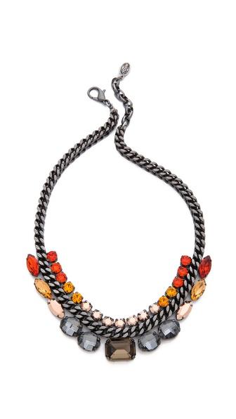 Tova Ombre Jeweled Necklace