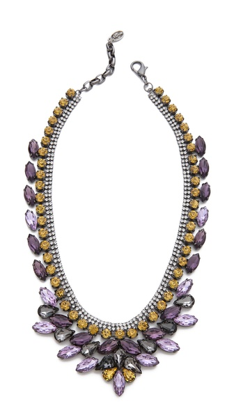 Tova Embellished Jeweled Necklace