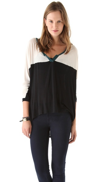 Townsen Colorblock Dolman Tee