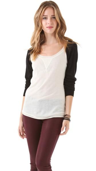 Townsen Color Block Sweater
