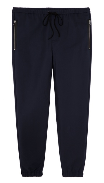 3.1 Phillip Lim Utility Pants with Side Zipper Detail