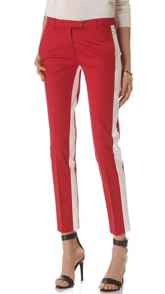 True Royal Stripe Insert Pants