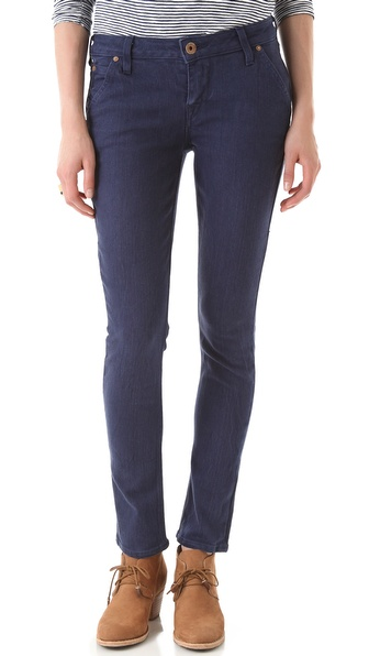True Religion Stella Skinny Work Jeans