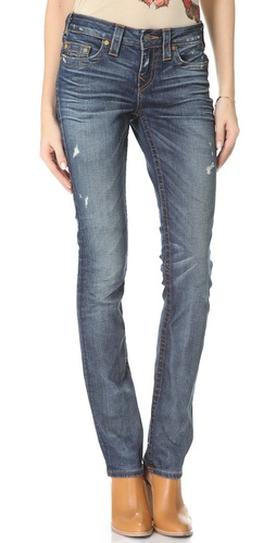 True Religion Avery Vintage Slim Leg Jeans