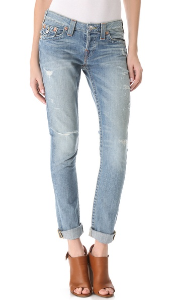 True Religion Cameron Boyfriend Jeans