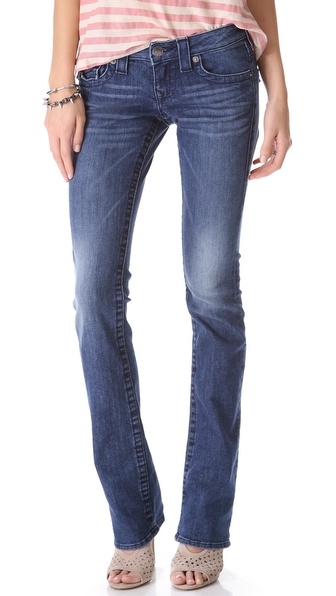 True Religion Billy Straight Leg Jeans