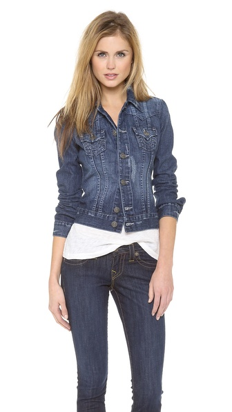 True Religion Jimmy Denim Jacket