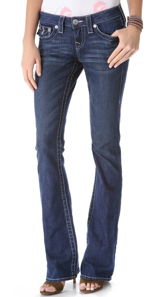 True Religion Becky Boot Cut Jeans