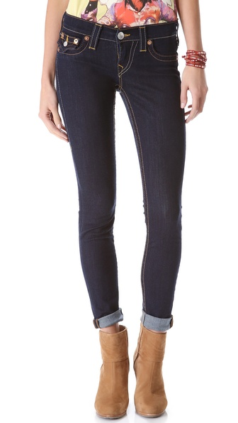 True Religion Misty Super Skinny Jeans