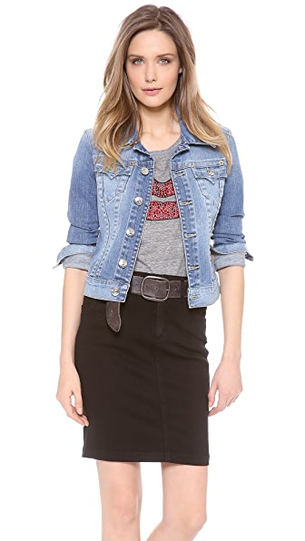 True Religion Emily Western Jacket