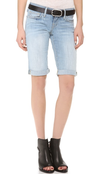 True Religion Savannah Bermuda Shorts