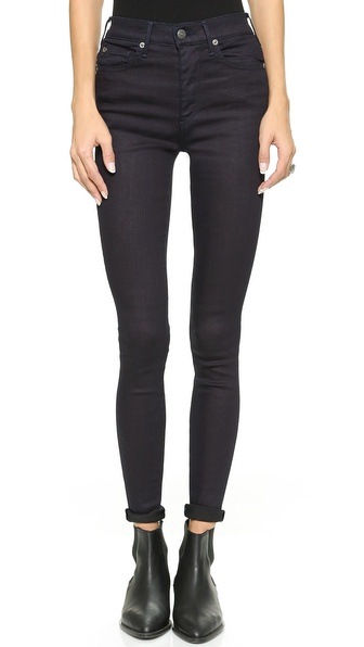 True Religion High Rise Hallee Jeans