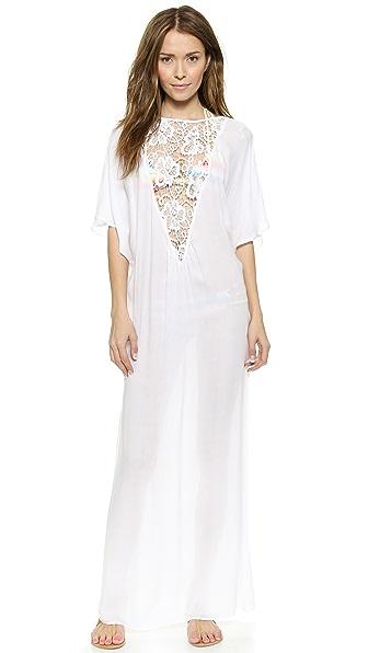 Tt Esports Tt Esports Ronit TT In Tulum Cover Up Dress (White)
